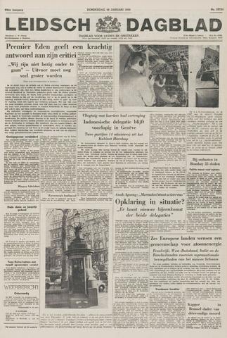 Leidsch Dagblad 1956-01-19