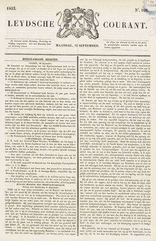 Leydse Courant 1853-09-12