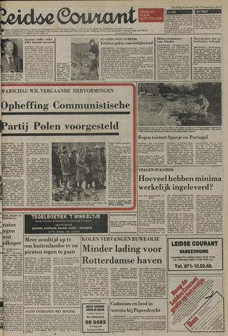 Leidse Courant 1981-12-31