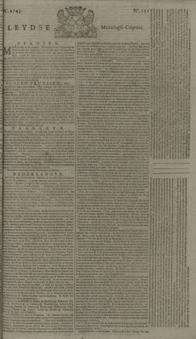 Leydse Courant 1745-12-20