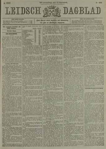 Leidsch Dagblad 1909-02-10