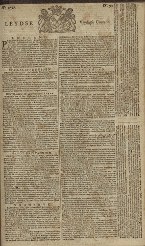 Leydse Courant 1757-07-29