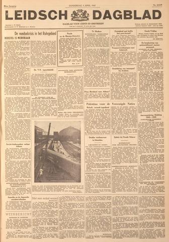 Leidsch Dagblad 1947-04-03