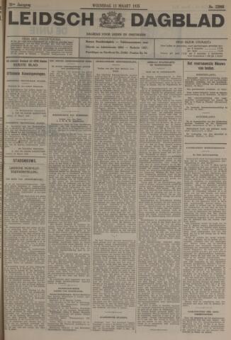 Leidsch Dagblad 1935-03-13