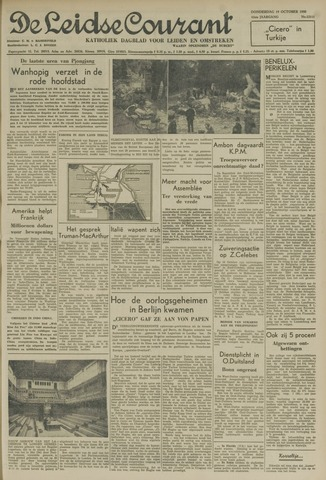 Leidse Courant 1950-10-19