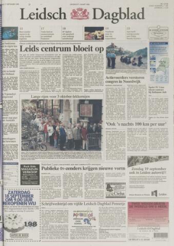 Leidsch Dagblad 1999-09-17