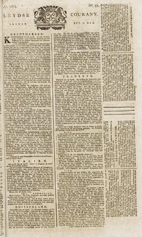 Leydse Courant 1814-05-13