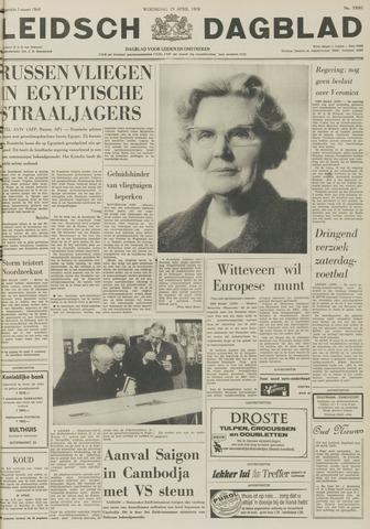 Leidsch Dagblad 1970-04-29