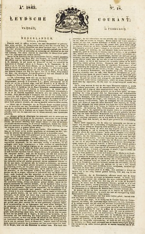 Leydse Courant 1843-02-10