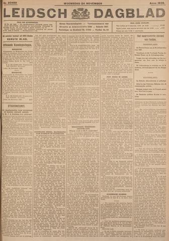 Leidsch Dagblad 1926-11-24