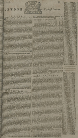 Leydse Courant 1748-04-19
