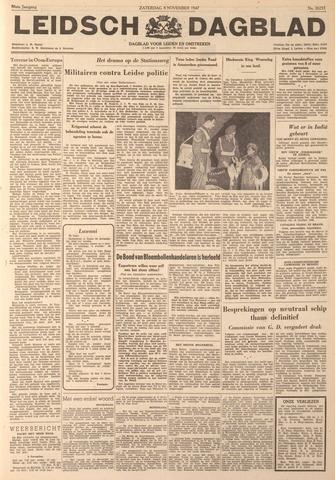 Leidsch Dagblad 1947-11-08