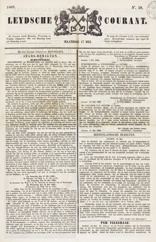 Leydse Courant 1869-05-17