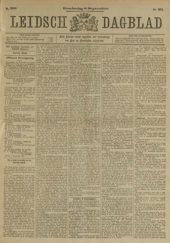 Leidsch Dagblad 1904-09-08