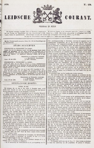 Leydse Courant 1876-07-21