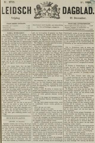Leidsch Dagblad 1868-12-11