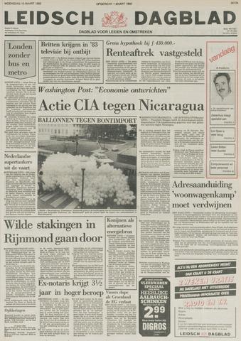 Leidsch Dagblad 1982-03-10