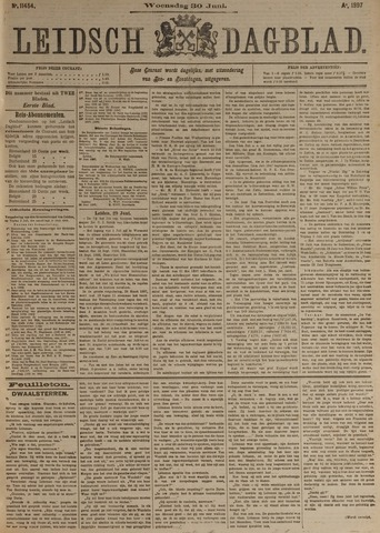 Leidsch Dagblad 1897-06-30