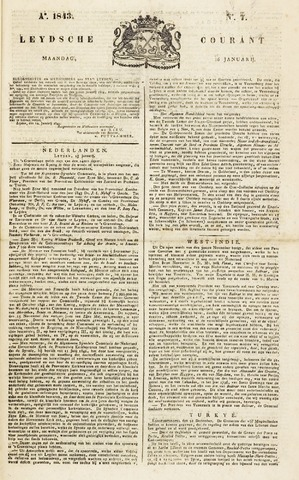 Leydse Courant 1843-01-16
