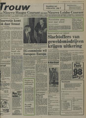 Nieuwe Leidsche Courant 1975-02-19