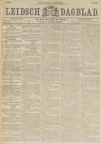 Leidsch Dagblad 1895