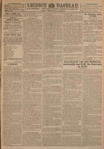 Leidsch Dagblad 1923-09-21