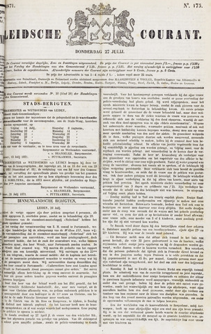 Leydse Courant 1871-07-27