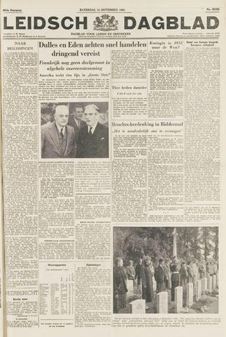 Leidsch Dagblad 1954-09-18