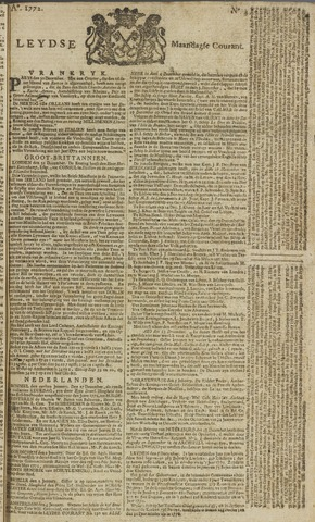 Leydse Courant 1772-01-06
