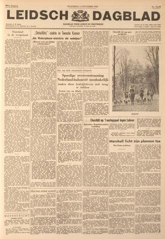 Leidsch Dagblad 1947-11-12