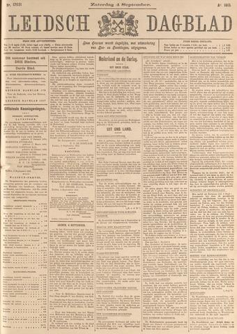 Leidsch Dagblad 1915-09-04