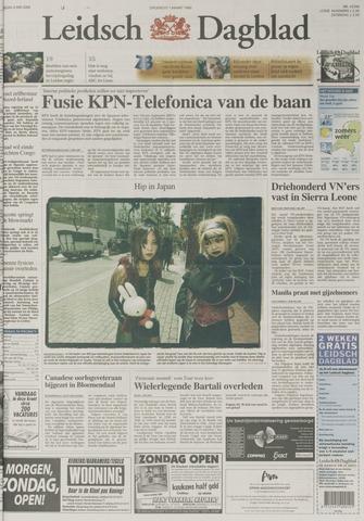 Leidsch Dagblad 2000-05-06