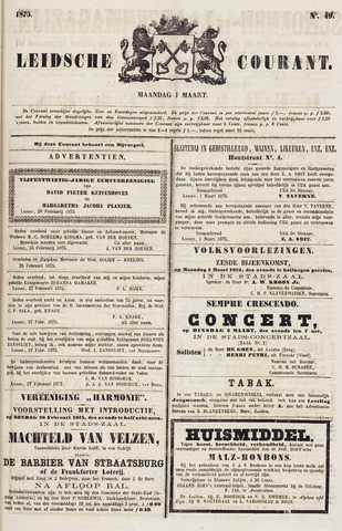 Leydse Courant 1875-03-01