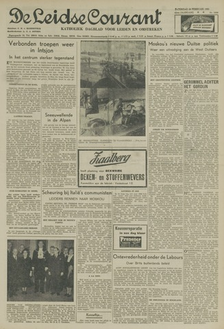 Leidse Courant 1951-02-10