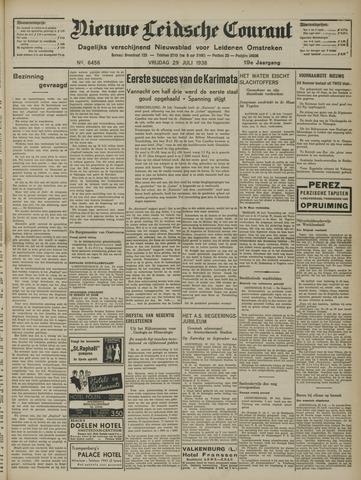 Nieuwe Leidsche Courant 1938-07-29