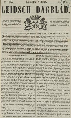 Leidsch Dagblad 1866-03-07