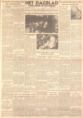 Dagblad voor Leiden en Omstreken 1944-06-03