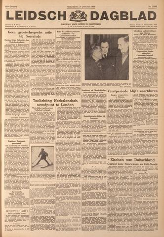 Leidsch Dagblad 1947-01-29