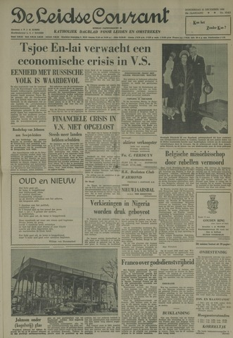 Leidse Courant 1964-12-31