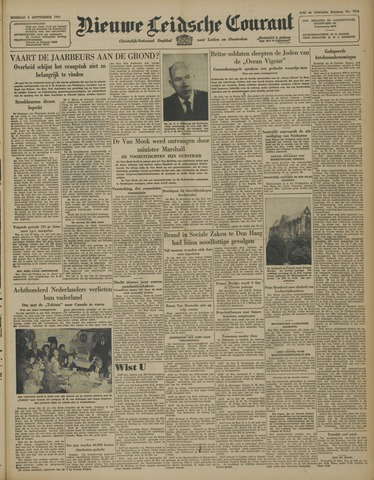 Nieuwe Leidsche Courant 1947-09-09