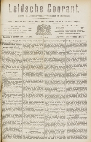 Leydse Courant 1889-10-05