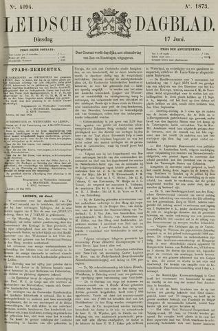 Leidsch Dagblad 1873-06-17