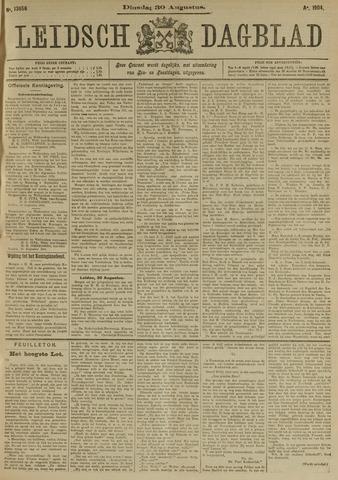 Leidsch Dagblad 1904-08-30
