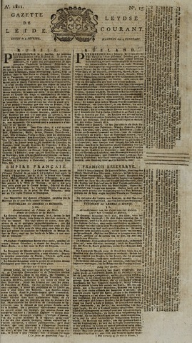 Leydse Courant 1811-02-04