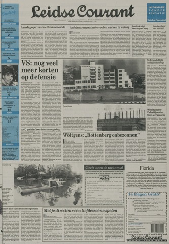 Leidse Courant 1992-03-06