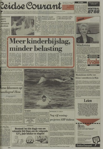 Leidse Courant 1987-08-22