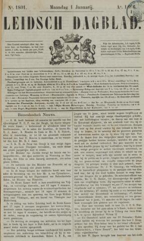 Leidsch Dagblad 1866