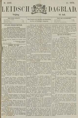 Leidsch Dagblad 1873-07-25