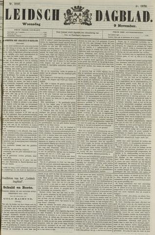 Leidsch Dagblad 1870-11-09