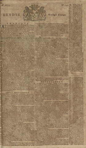 Leydse Courant 1755-11-21
